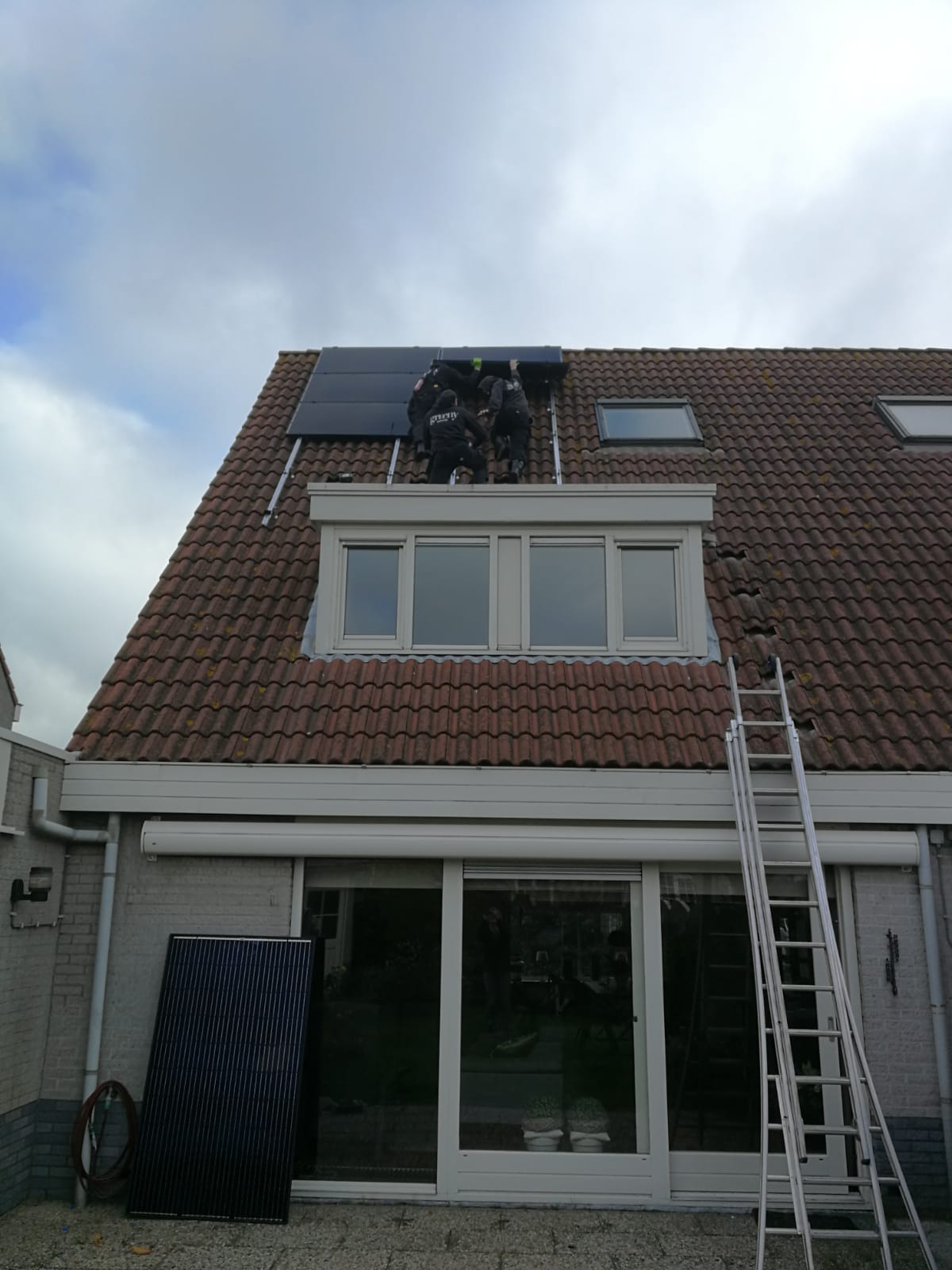 installatie west