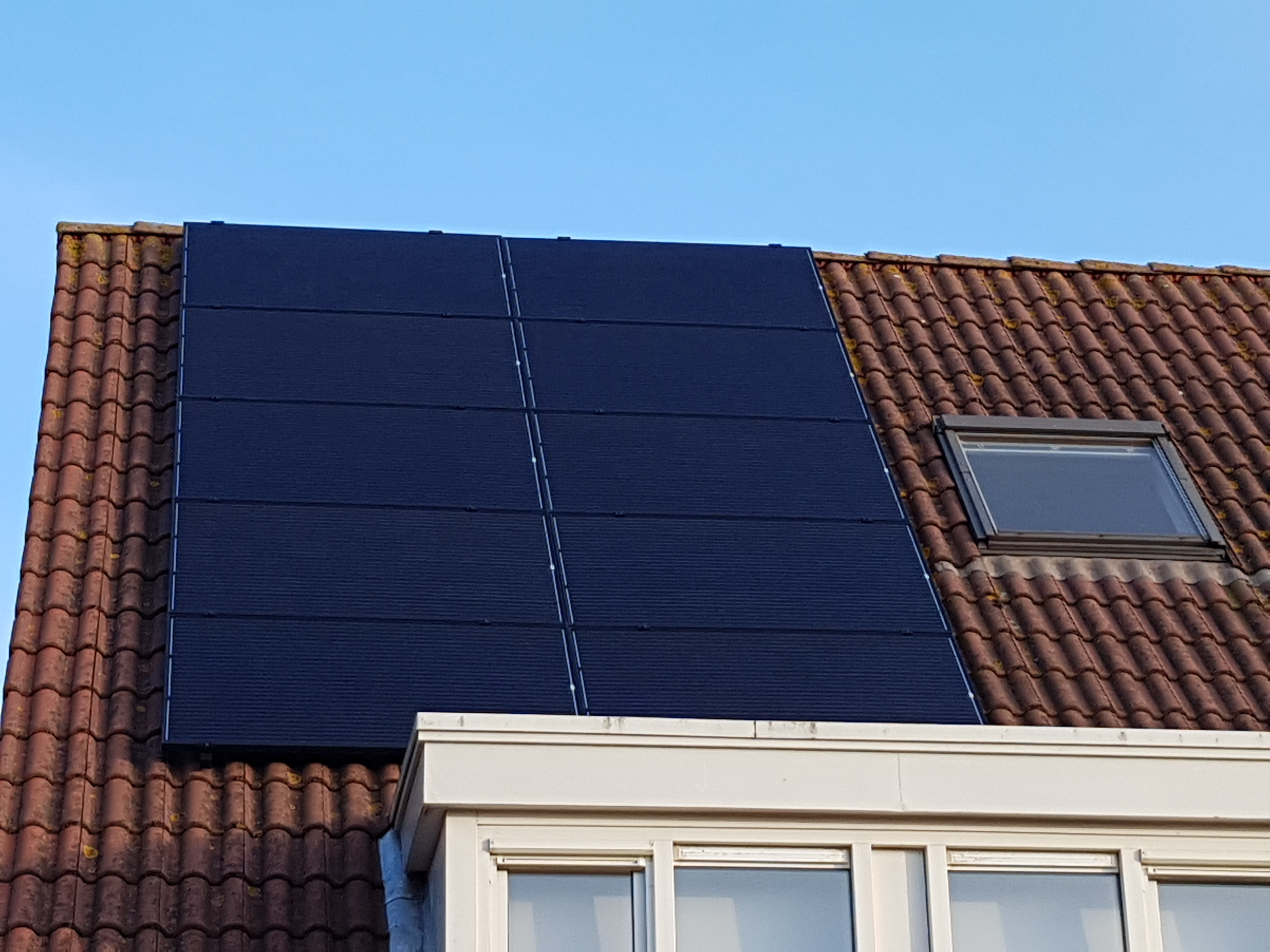 zonnepanelen west
